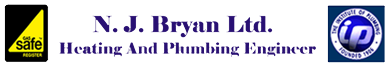 Plumbers in Eastleigh at N.J. Bryan Heating & Plumbing Ltd
